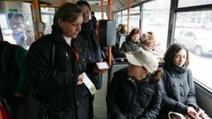 Controlori permanenți pe liniile de tramvai 40 şi 41