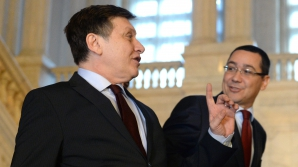 Crin ANTONESCU: PSD nu trebuie să pună mâna și pe Președinția României