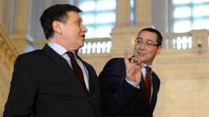 Crin ANTONESCU: Victor Ponta este prizonierul baronilor, un Năstase în epoca de sfârșit