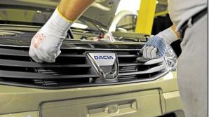 Dacia merge însă foarte bine în Franţa