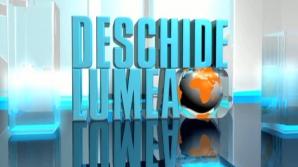 Ediție specială a emisiunii DESCHIDE LUMEA în această seară. Invitat, COZMIN GUȘĂ
