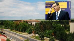 Victor Ponta a spus că în locul unităţii sunt blocuri ANL