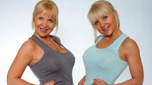 Două surori au cheltuit o avere ca să rămână identice