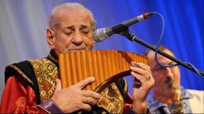 Maestrul Gheorghe Zamfir, la 77 de ani