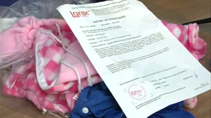 Atenţie la hainele pentru copii