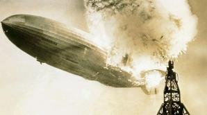 DOSAR HISTORIA.77 de ani de la una din primele drame aviatice filmate vreodată,Zeppelinul Hindenburg