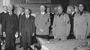 DOSAR HISTORIA. Inevitabilul drum spre Al Doilea Război Mondial: conferința de la München