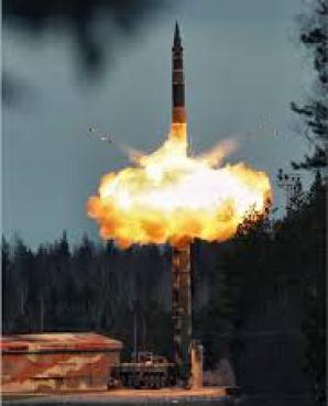 Rusia a testat cu succes o rachetă balistică intercontinentală