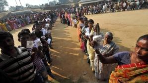 Alegeri maraton în India
