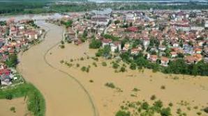 Balcanii așteaptă noi viituri și își evaluează pierderile