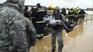 Cel puţin 44 de morţi în inundaţiile din Balcani