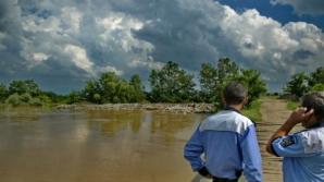 COD ROŞU de inundaţii pentru râul Motru, din judeţul Mehedinţi