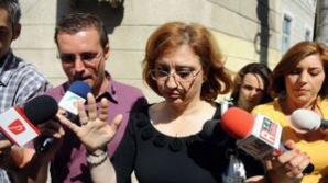 Judecătoarea Barbălată, condamnată la patru ani de ÎNCHISOARE
