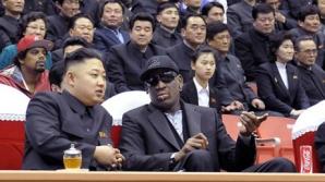 DECLARAŢIE INCREDIBILĂ: Dennis Rodman susţine că l-a văzut în ianuarie pe unchiul lui Kim Jong-un