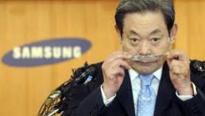 Președintele Samsung Electronics a fost resuscitat după un infarct