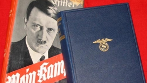 Licitaţie controversată a unui exemplar Mein Kampf