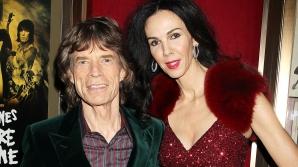 Mick Jagger a cântat la serviciul memorial dedicat iubitei sale, L'Wren Scott