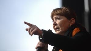 Monica Macovei îl acuză pe Martin Schulz că nu a permis anchetarea lui Ovidiu Silaghi