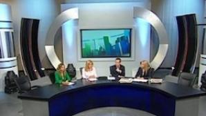 Grecia: Noua televiziune publică a început să emită duminică