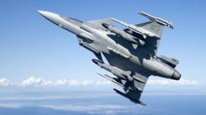 Elveţienii resping cumpărarea a 22 de avioane de luptă Gripen
