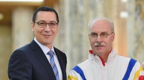 """Premierul Ponta și candidatul Octavian Bellu se """"lipesc"""" de CAMPIONI"""