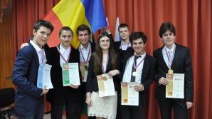 """ROMÂNIA a luat LOCUL I la Olimpiada Internațională de Chimie """"D. Mendeleev"""" desfășurată în Rusia"""