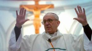 Papa Francisc: MARŢIENII au dreptul de a fi BOTEZAŢI, dacă vin la biserică şi cer acest lucru