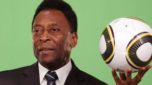 Pele a compus un cântec pentru Cupa Mondială