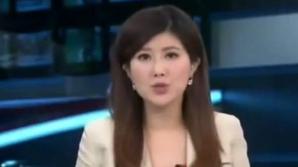 O prezentatoare de știri a aflat ÎN DIRECT că iubitul ei s-a sinucis