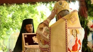 Moaştele Sfinţilor Constantin şi Elena au fost depuse pe Dealul Patriarhiei