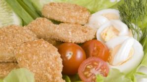 Ce se găseşte în puiul de la fast-food?