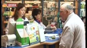 Reţetele eliberate de medici erau semnate de clienţii farmaciilor