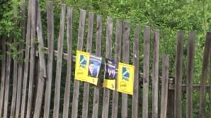 EUROPARLAMENTARE 2014. Satul în care nu a ajuns nicio caravană electorală