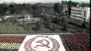 De 1 Mai, România ceauşistă era scena unor ample manifestări publice organizate de PCR