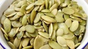 Seminţele de dovleac, bogate în magneziu