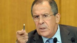 Ministrul de Externe al Rusiei, mesaj dur