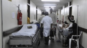 Fost selecționer internat în spital cu probleme la coloana vertebrală