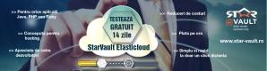 Testează gratuit 14 zile StarVault Elasticloud - cea mai elastică platformă de cloud!