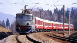 Circulaţia feroviară, afectată de inundaţii