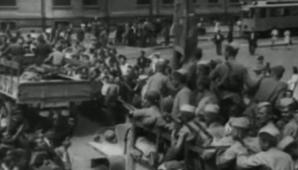 Cum au intrat trupele ruseşti în Bucureşti, în 1944