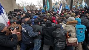Ucraina: 10.000 de persoane strămutate, în majoritate tătari