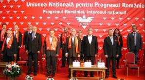 """UNPR, la 4 ani de la înfiinţare: """"Noi am asigurat stabilitatea economică şi politică a României"""""""