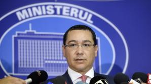 PONTA îi cere lui Băsescu convocarea CSAT