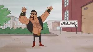 Controverse în Danemarca: Voteman, un personaj animat violent, încurajează tinerii să meargă la vot