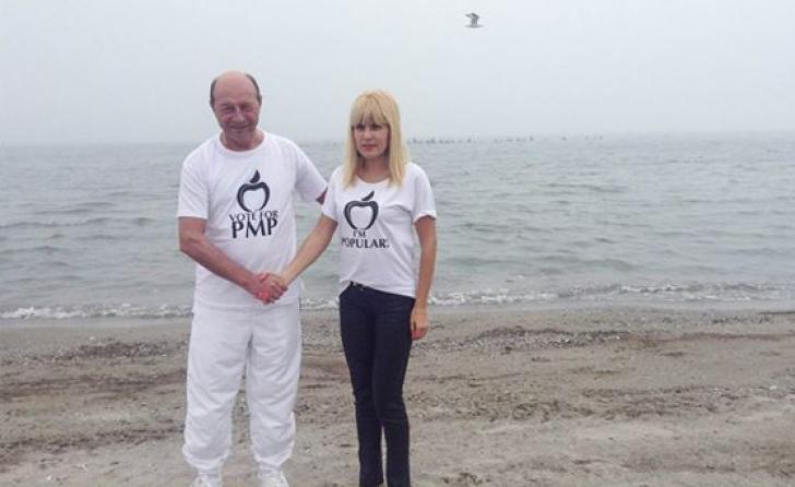 SONDAJ INSCOP: PMP suflă în ceafa PDL, la europarlamentare. PSD-UNPR-PC: 40,7% / Foto: Facebook.com