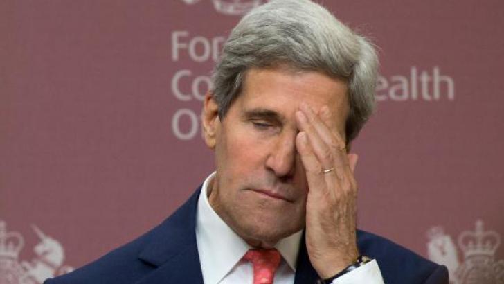 John Kerry, secretarul de stat al SUA