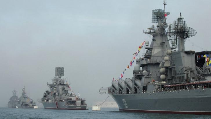 Flota rusă