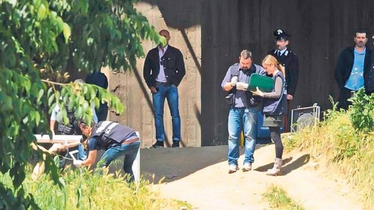 Românca omorâtă la Florenţa, VICTIMA UNUI JOC EROTIC, pentru 30 de euro