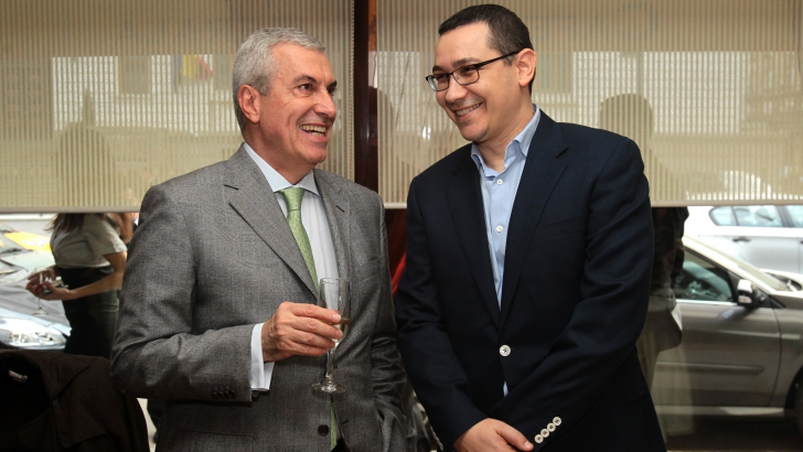 Ponta: Tăriceanu a fost invitat oficial de Mănescu la şedinţa PNL din care a fost dat afară / Foto: MEDIAFAX