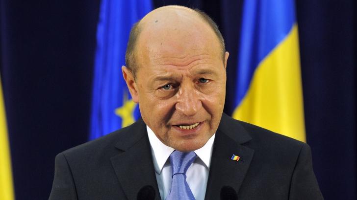 Băsescu: Reacţionez la fiecare declaraţie a lui Ponta, îi fac opoziţie, nu putem avea partid-stat / Foto: MEDIAFAX